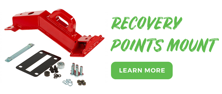 Recovery Points Mount