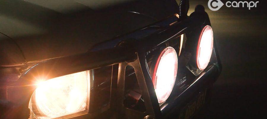 V2 LED Lights