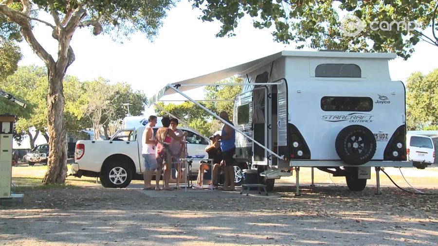 Cotton tree caravan park