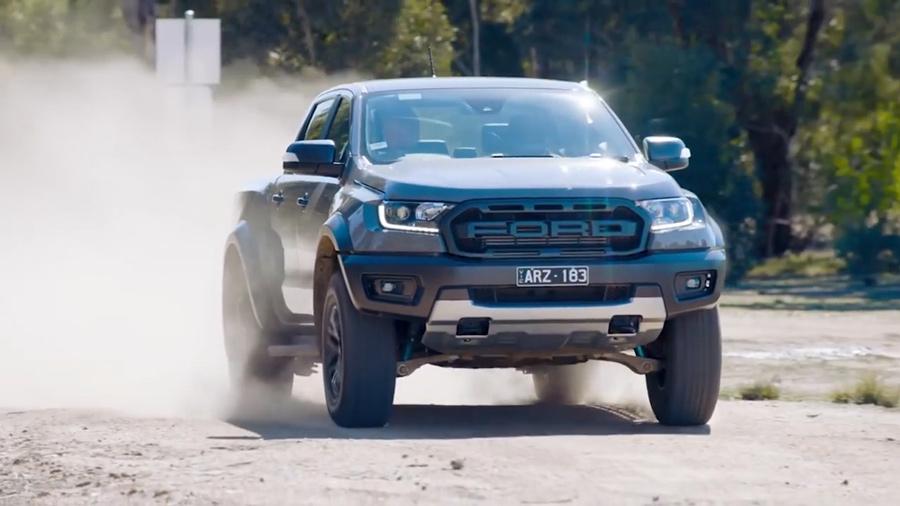 Ford ranger Model