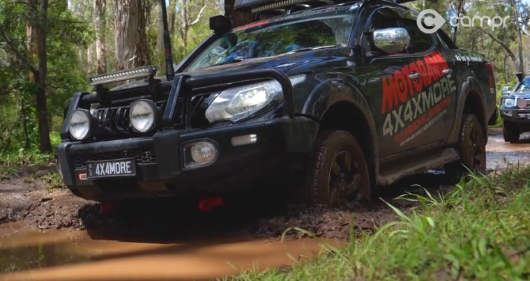 Motorama Tagalong With 4x4xmore Team