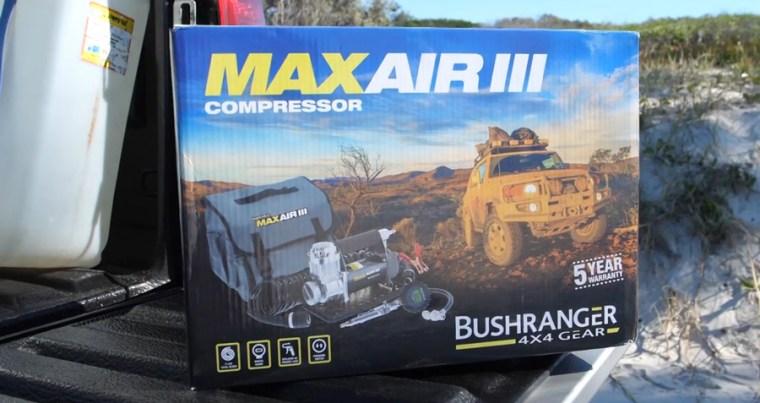 Max Air iii compressor