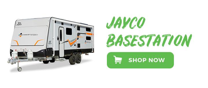 Jayco Basestation caravan