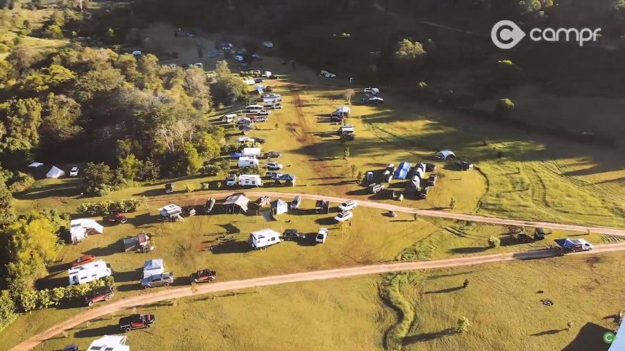 Bluff Creek Campgrounds