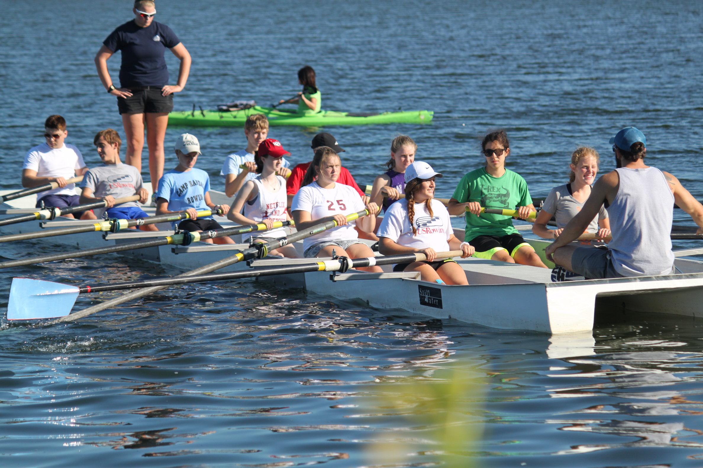 Welcome | 2019 Learn to Row | Atlanta Rowing Club, Inc.