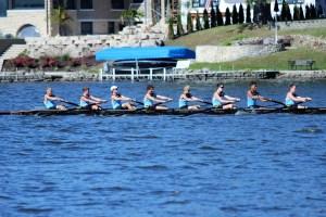 Headof the rock CRRC rowing