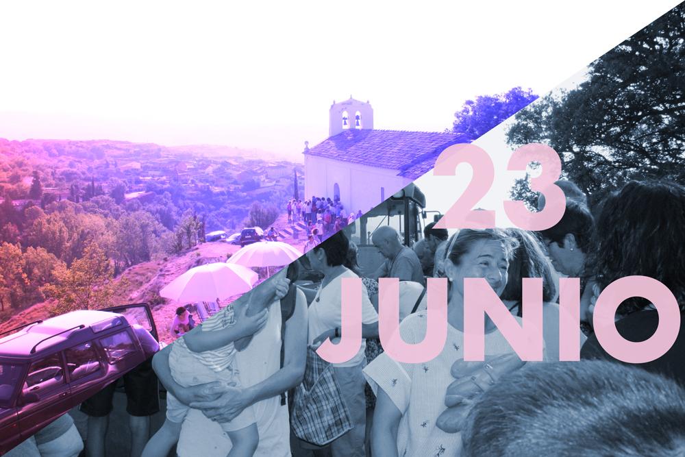 Romería 23 de junio