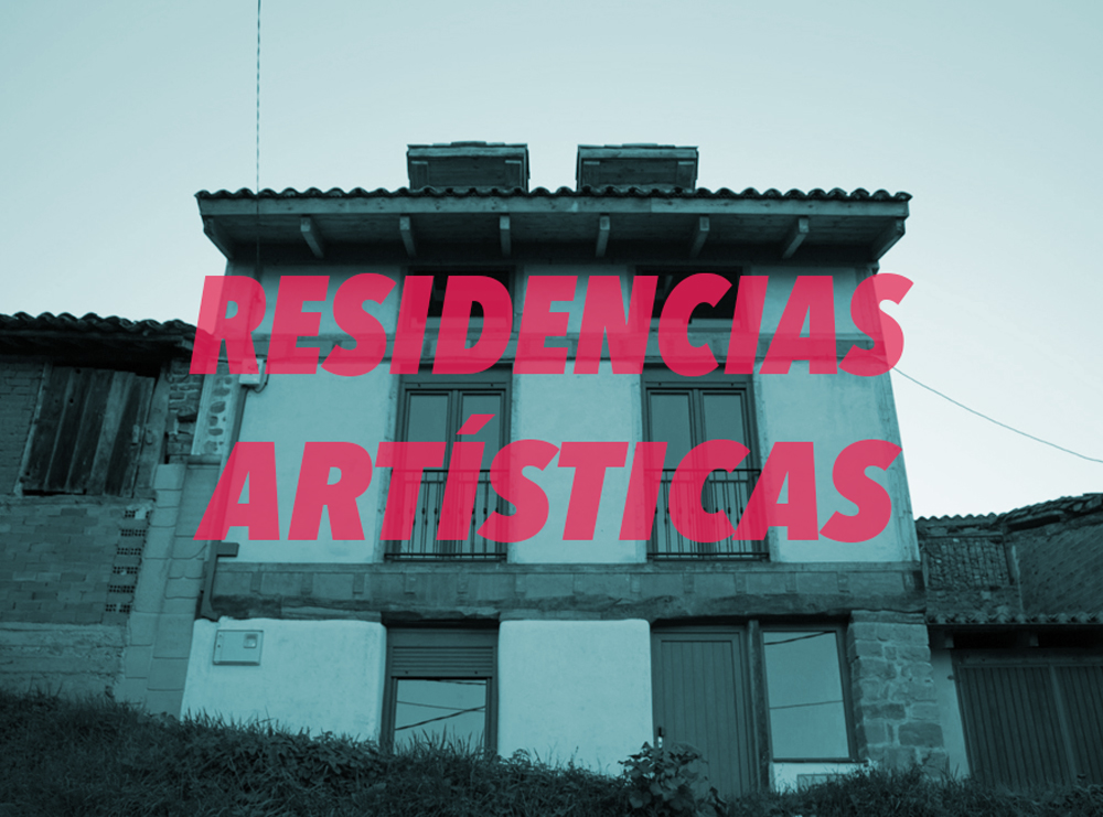 Llegada de los artistas residentes