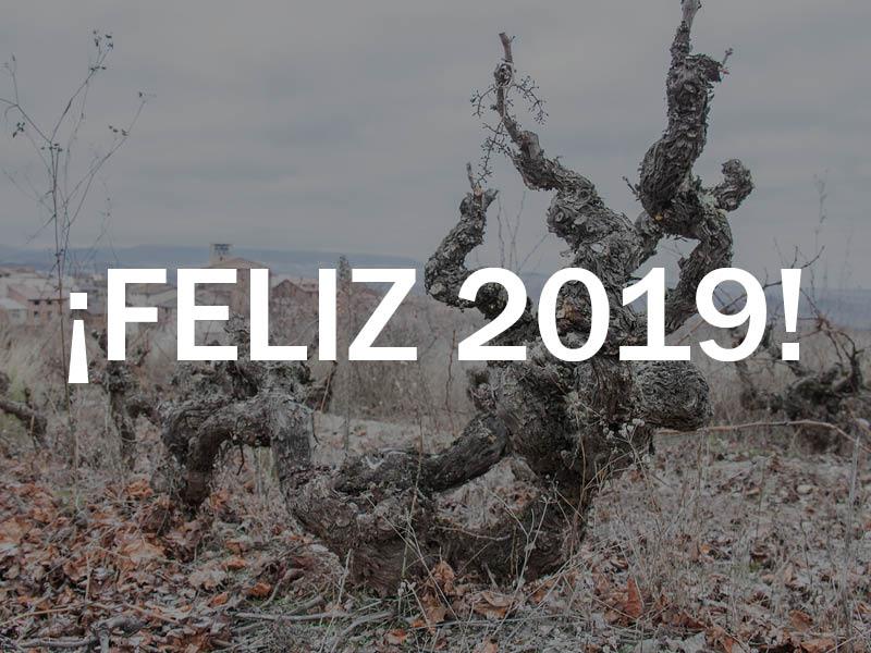 ¡Feliz 2019!