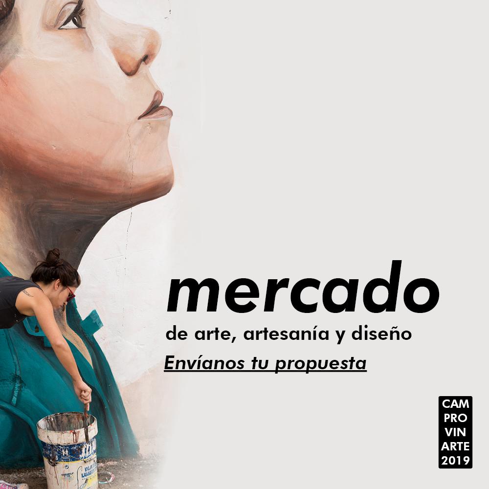 Convocatoria Mercado Camprovinarte 2019