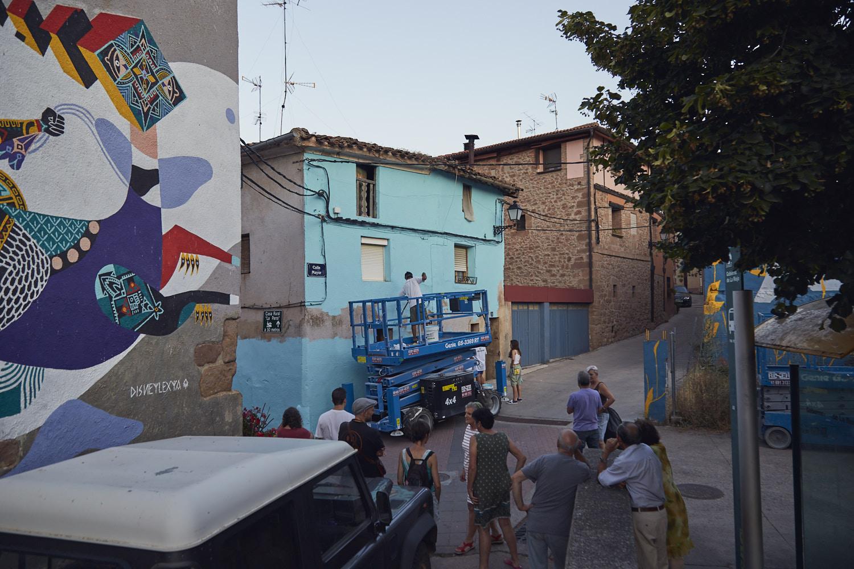 Intervenciones Artísticas Camprovinarte 2019