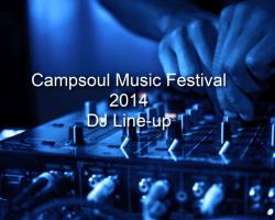 Campsoul 2014 DJ Line-up