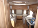 Campsoul 2015 Caravan hire Single Axle F/B Luxury