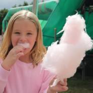 Candy floss !!!
