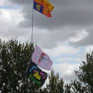 Flying the Flag at Campsoul