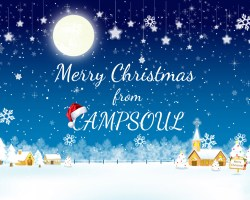Merry Christmas from Campsoul HQ