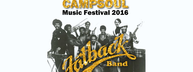 Fatback Band Live in Concert at Campsoul Music Festival 2016