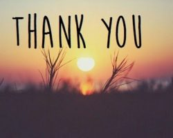 THANK YOU from everyone at Campsoul HQ