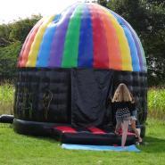 Campsoul juniors disco tent