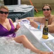 Hot Tub bubbles