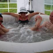 Hot Tub feet