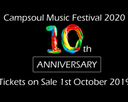 CAMPSOUL 2020 TICKETS