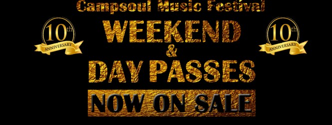 Weekend & Day Passes ON SALE!
