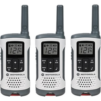 Motorola Talkabout T260 Triple Pack 2-Way Radios