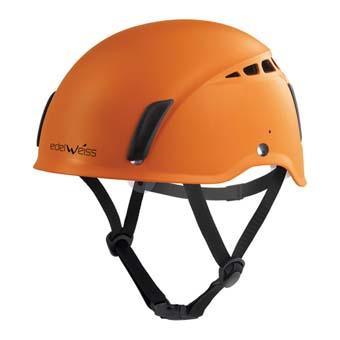 Edelweiss Vertige Climbing Helmet Orange