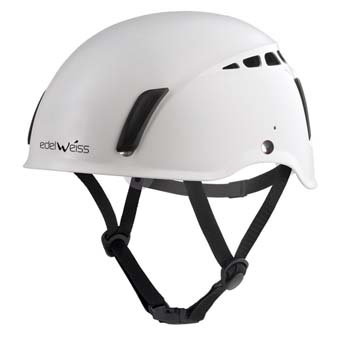 Edelweiss Vertige Climbing Helmet White