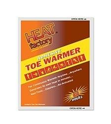 Heat Factory Adhesive Toe Warmer