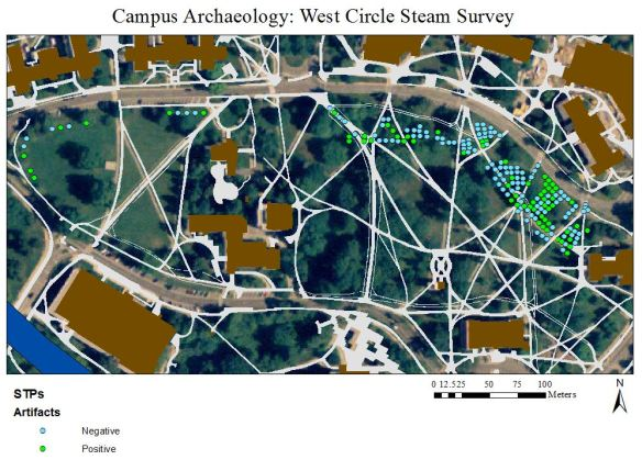 West Circle Steam Survey