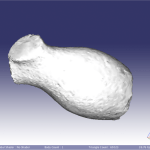 DAACS 3-D image artifact scan