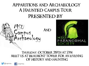 Apparitions & Archaeology