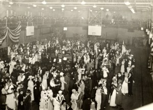 1920 co-ed prom. Image courtesy of MSU Archives & Historical Collections