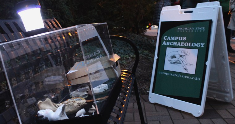 4th Annual Apparitions & Archaeology Tour Recap