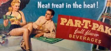 1940s Nehi Par-T-Pak ad. Image source.