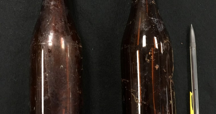 99 Colors of Beer Glass on the Wall: A Short History Bottle Colors