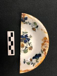 Albert Pick & Co. ceramic sherd