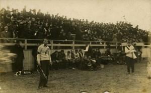 Football Revelry ca. 1910