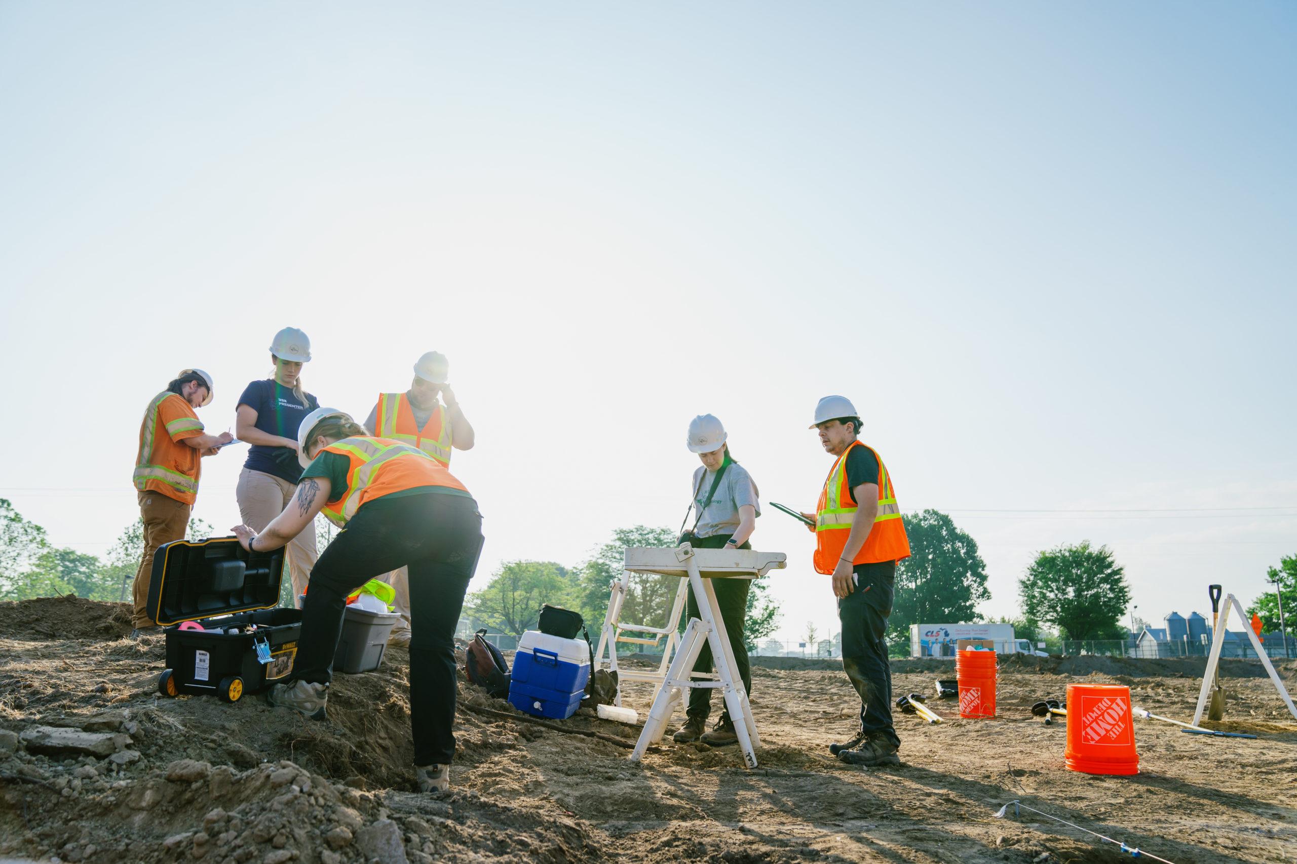 Meet the 2021 – 2022 Campus Archaeology Program GRADUATE FELLOWS