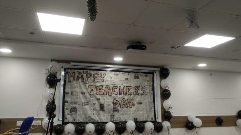 Amity University celebrates Teachers' Day