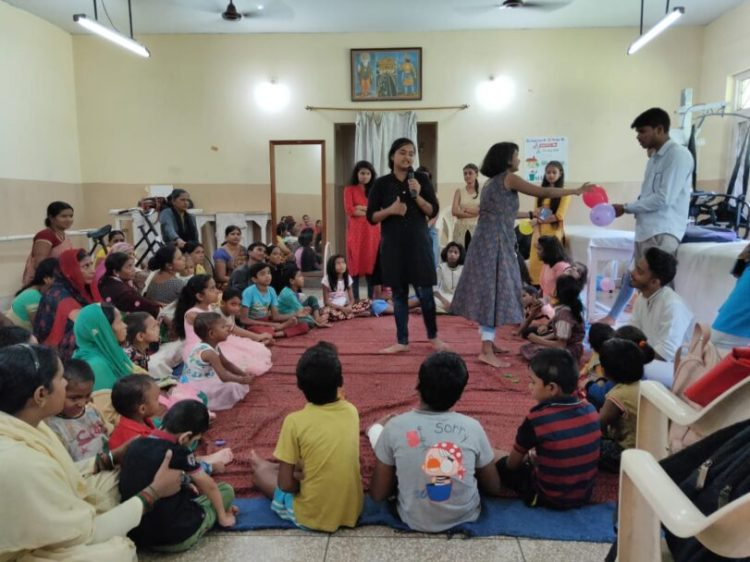 'SMILE' for this orphanage
