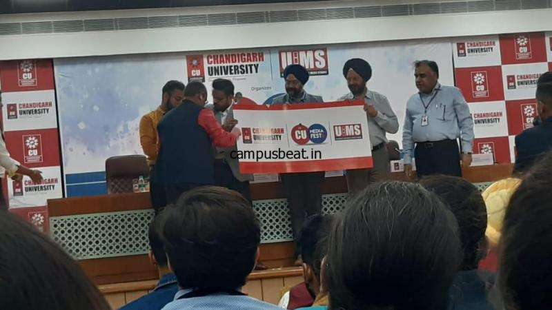 CU Media Fest at Chandigarh University