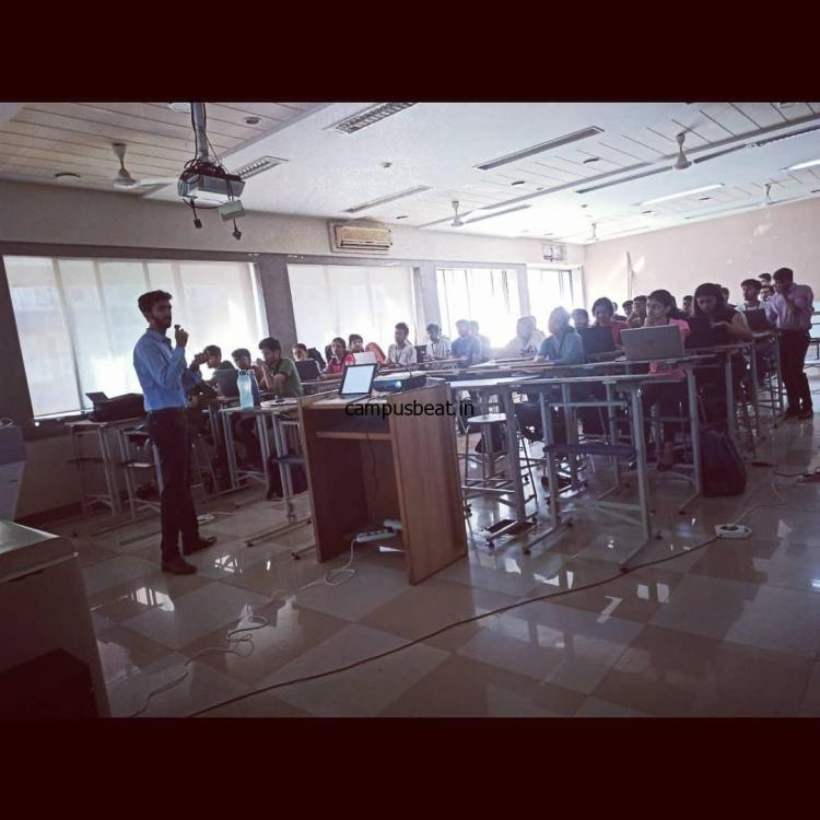 Python Workshop at DJSCE