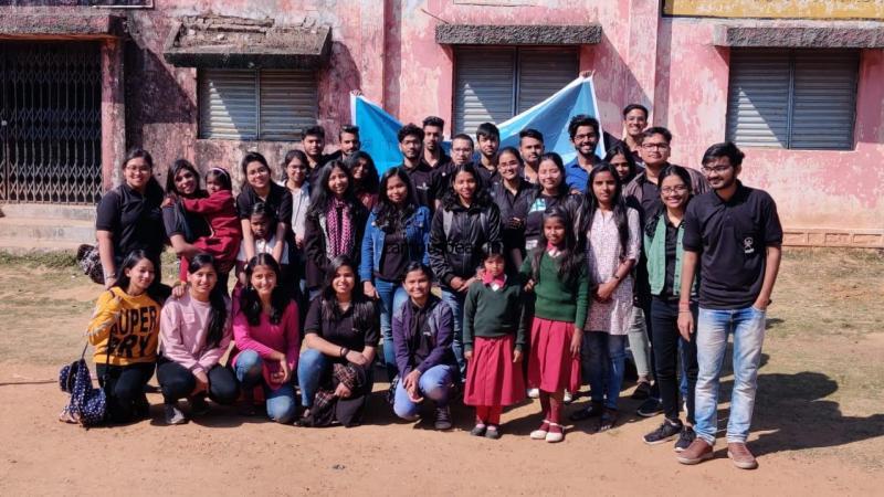 Plantation Drive by Wake Up India Foundation