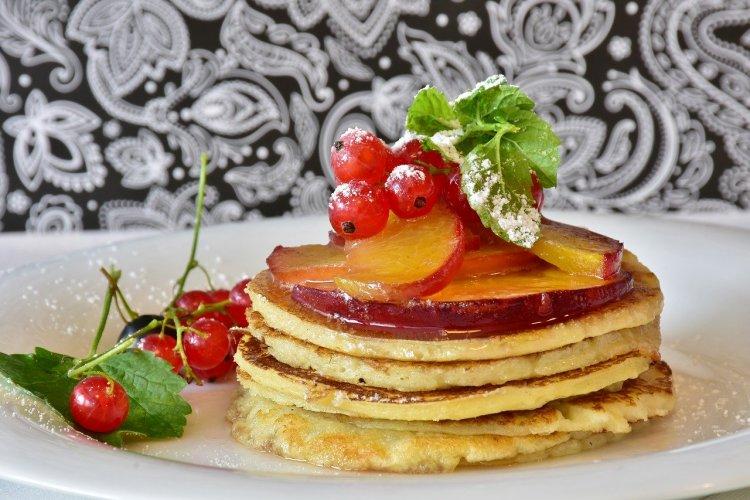 Easy Homemade Pancake Recipe