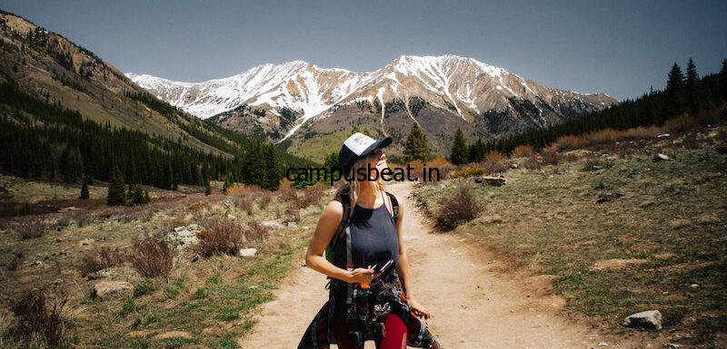 Trekking to Lose Weight