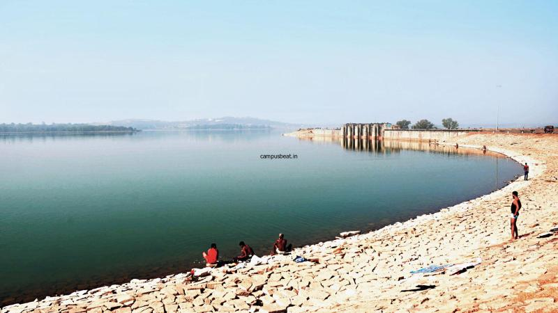 Dhurwa Dam- A Beauty That Still Remains Unexplored By Many