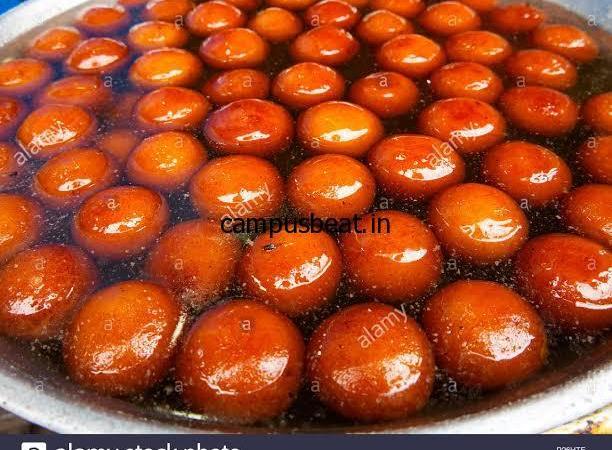 Wondering how to make Gulab jamun??